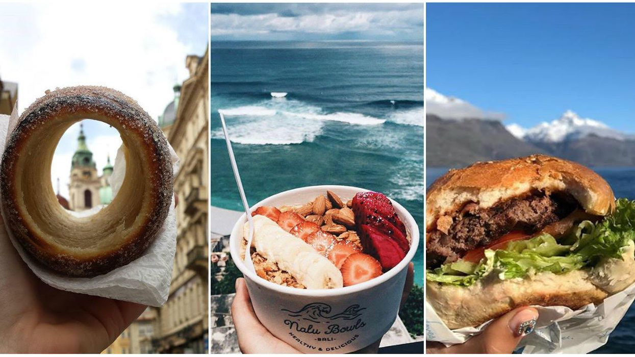30 Bucket List Foods Worth Travelling The World For