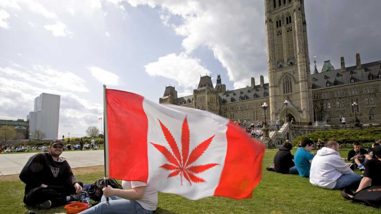 Stats Canada Has Released The Per Cent Of People Smoking Weed In Each Province And It's Surprising
