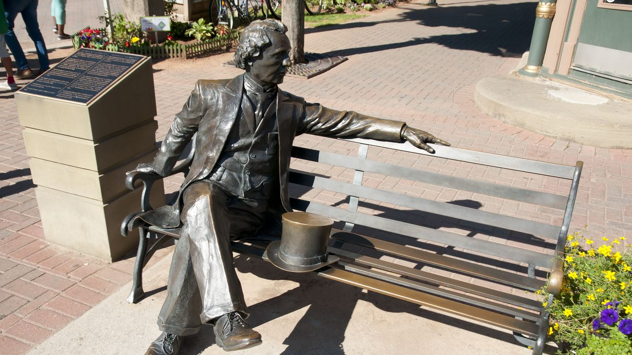 Canadians Can't Stop Fighting Over Sir John A. Macdonald And Here's Why
