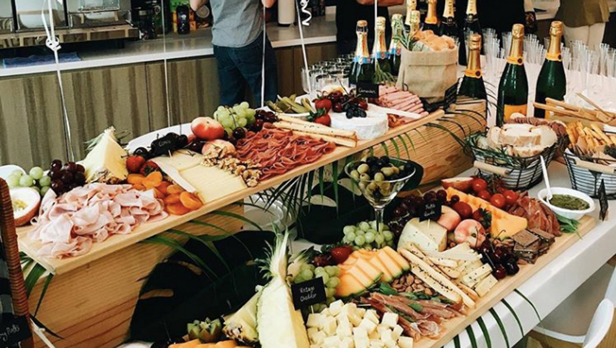 You Can Have All The Champagne And Cheese You Could Possibly Want At This Vancouver Event