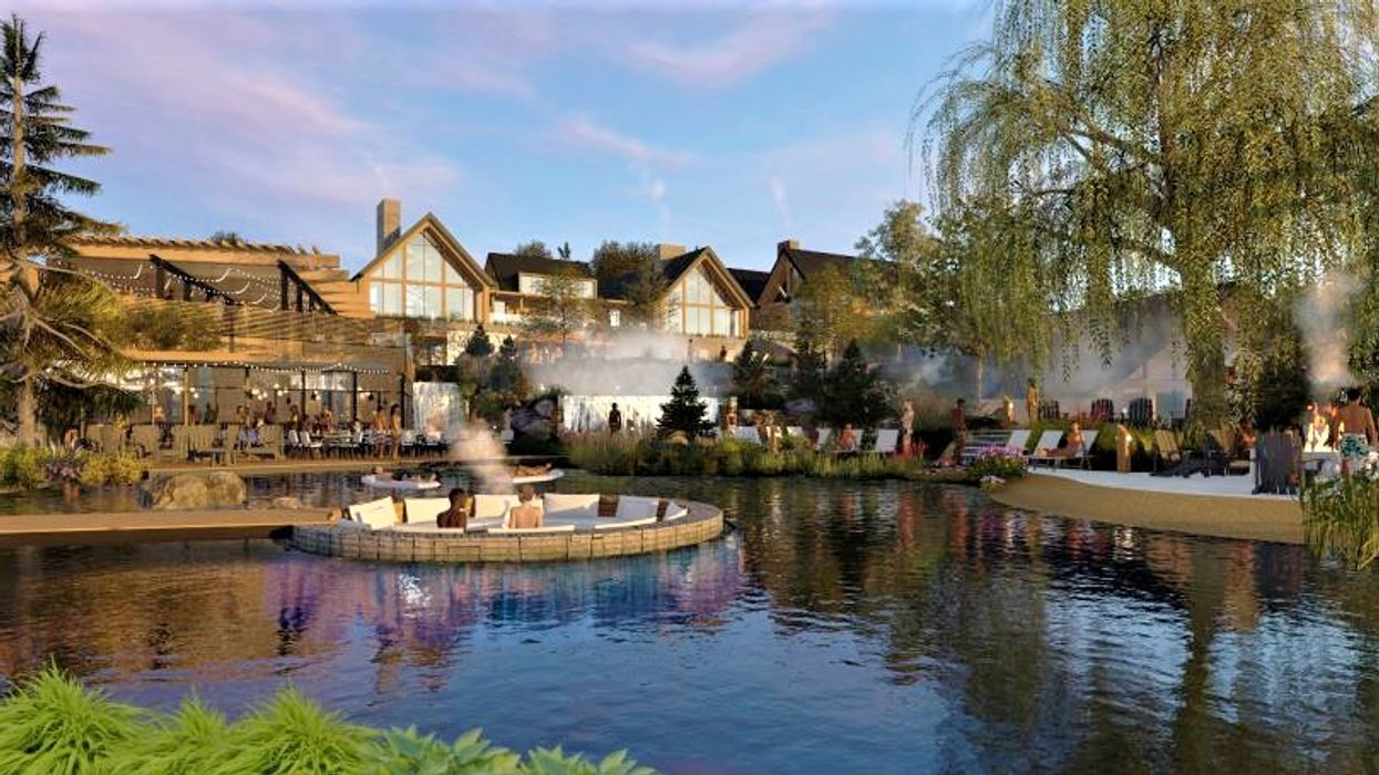 20 Photos Of The Massive Nordik Luxury Resort Spa Opening In Whitby