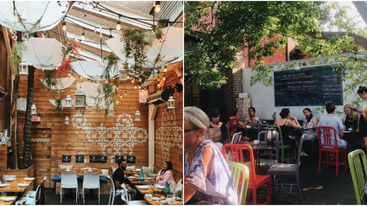 These Hidden Patios In Toronto Are The Perfect Places To Spend The Rest Your Summer