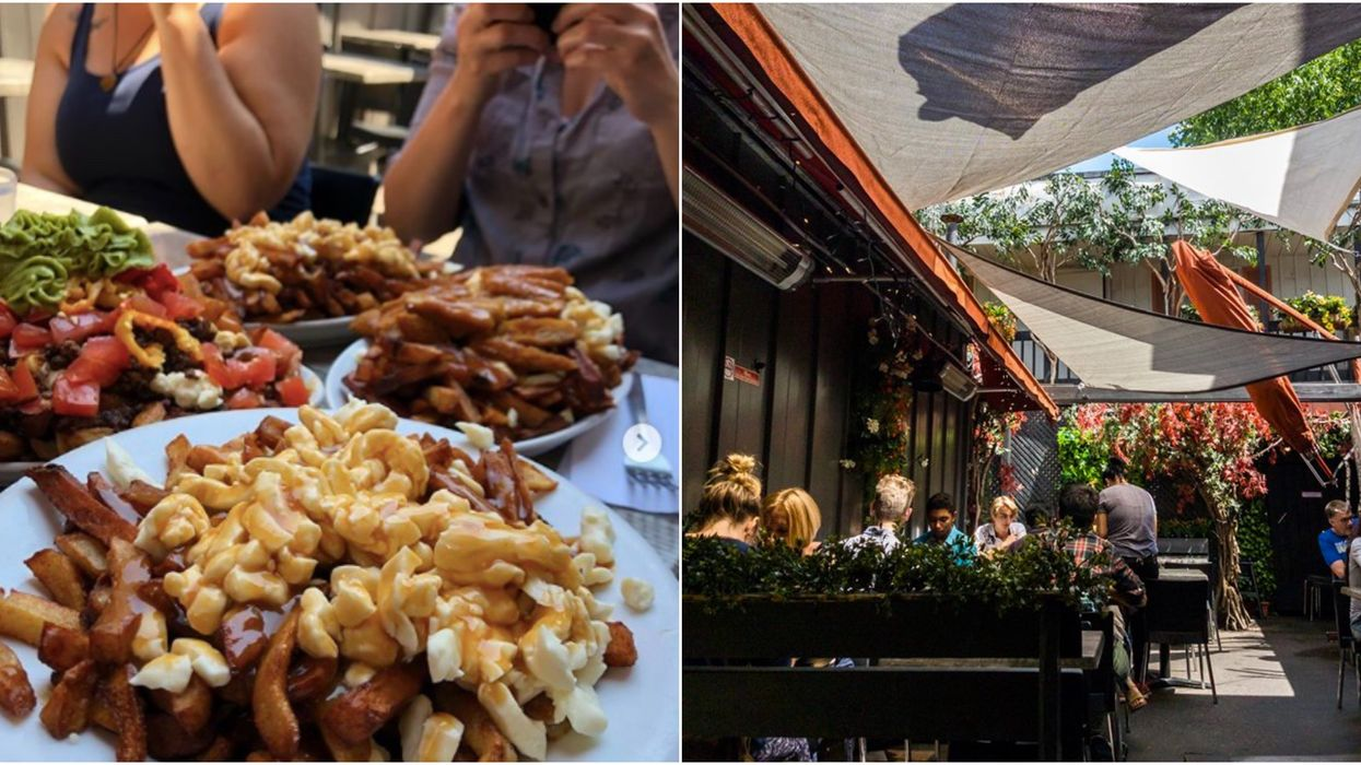 This Restaurant In Montreal Serves 30 Different Kinds Of Poutine And It's Canadian AF