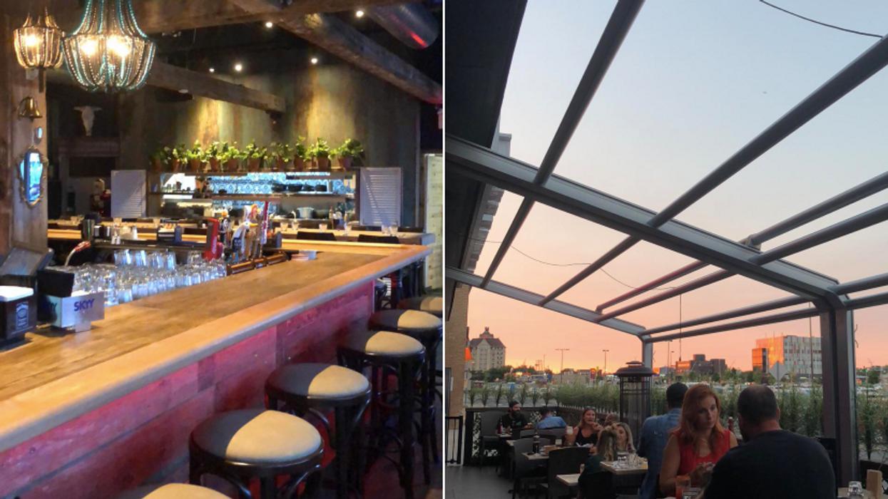 Le Jack Saloon a enfin ouvert ses portes à Laval et voici les photos de l'immense resto-bar