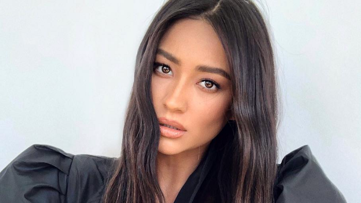 Everyone Is Freaking Out Over This Picture Of Shay Mitchell As A Baby