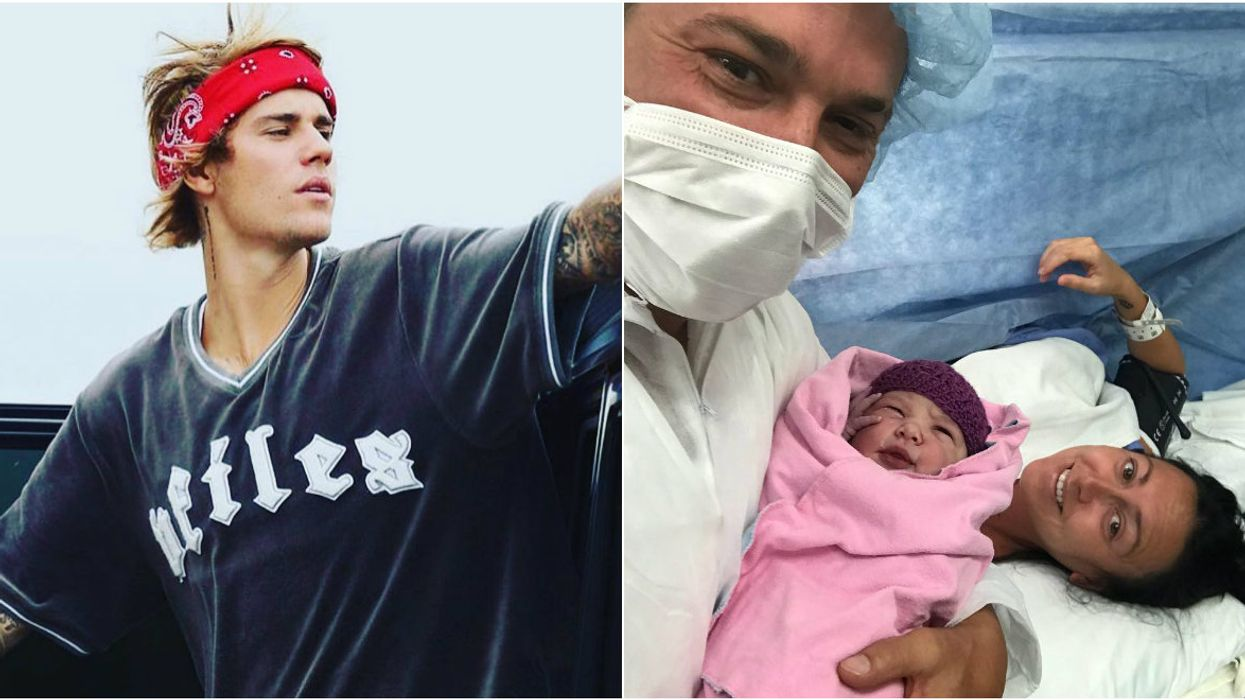 Everything You Need To Know About Justin Bieber's Newest Baby Sister Bay