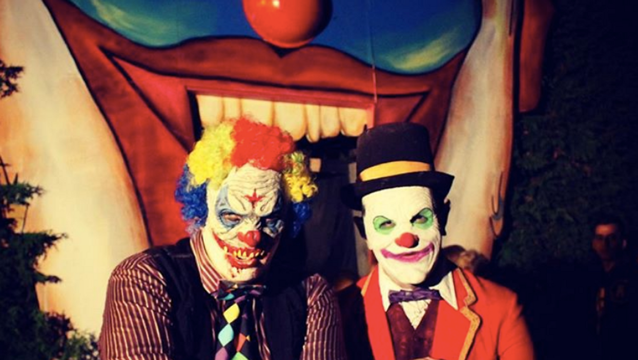 This Farm In Ottawa Puts On The Most Terrifying Halloween Festival You'll Ever Attend