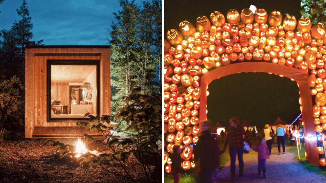 21 activités au Québec & environs que tu dois ajouter à ta bucket list de l'automne 2018