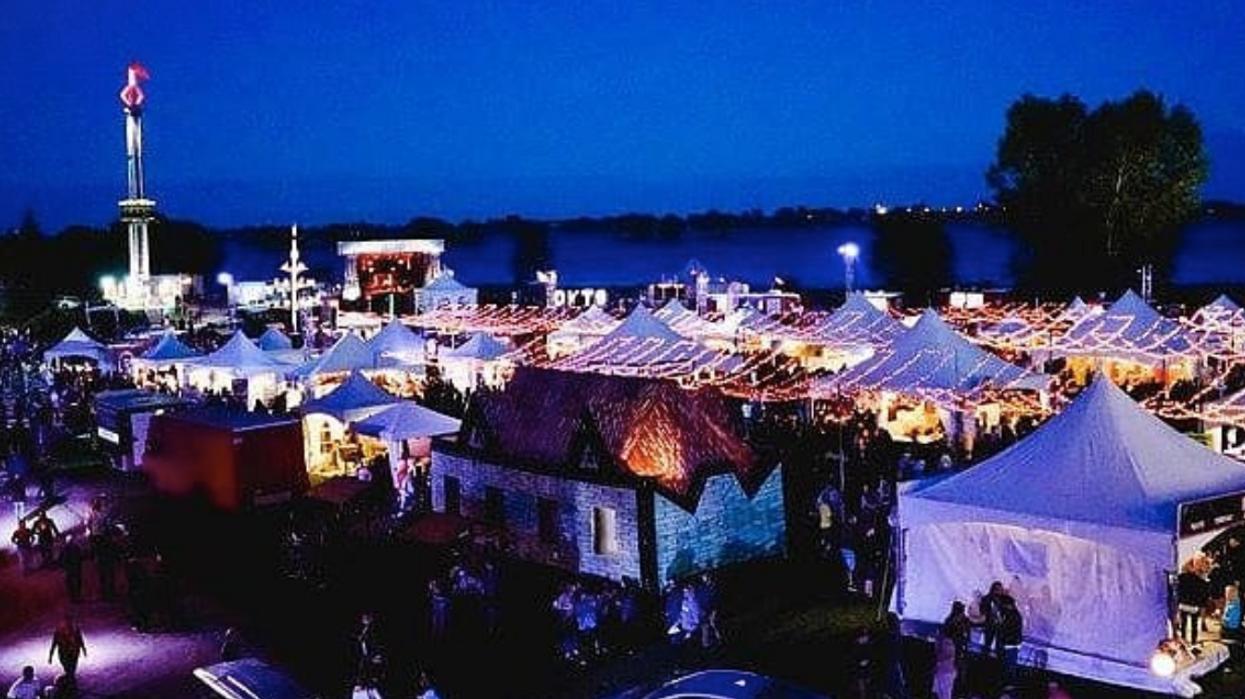Un méga festival de 400 bières, de bouffe et de shows d'humour débarque bientôt à Repentigny