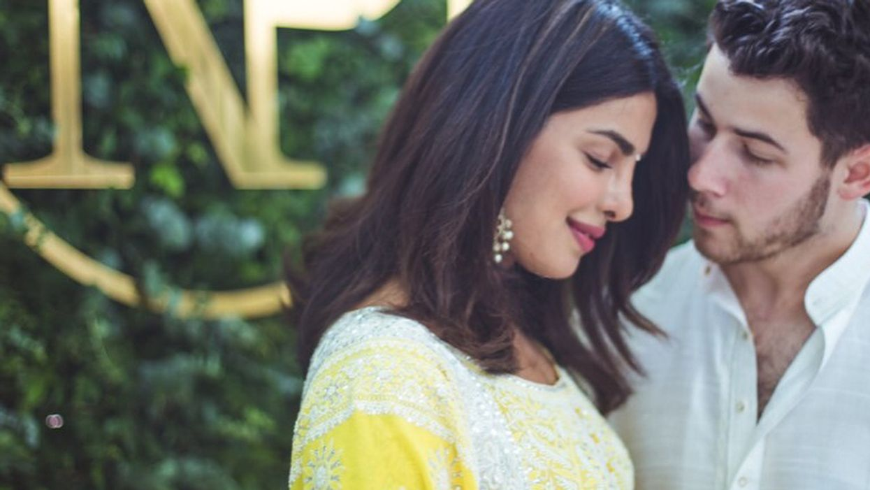 This Is Exactly How Nick Jonas And Priyanka Chopra Celebrated Their Engagement