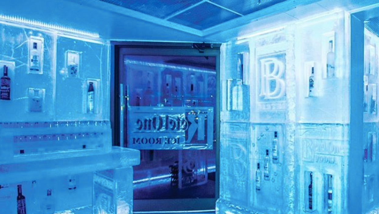 This Vodka Bar In Whistler Is The Coldest Ice Room In The World