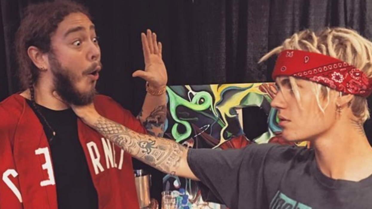 Post Malone And Justin Bieber Are Taking Their Bromance To The Next Level With Wedding Plans