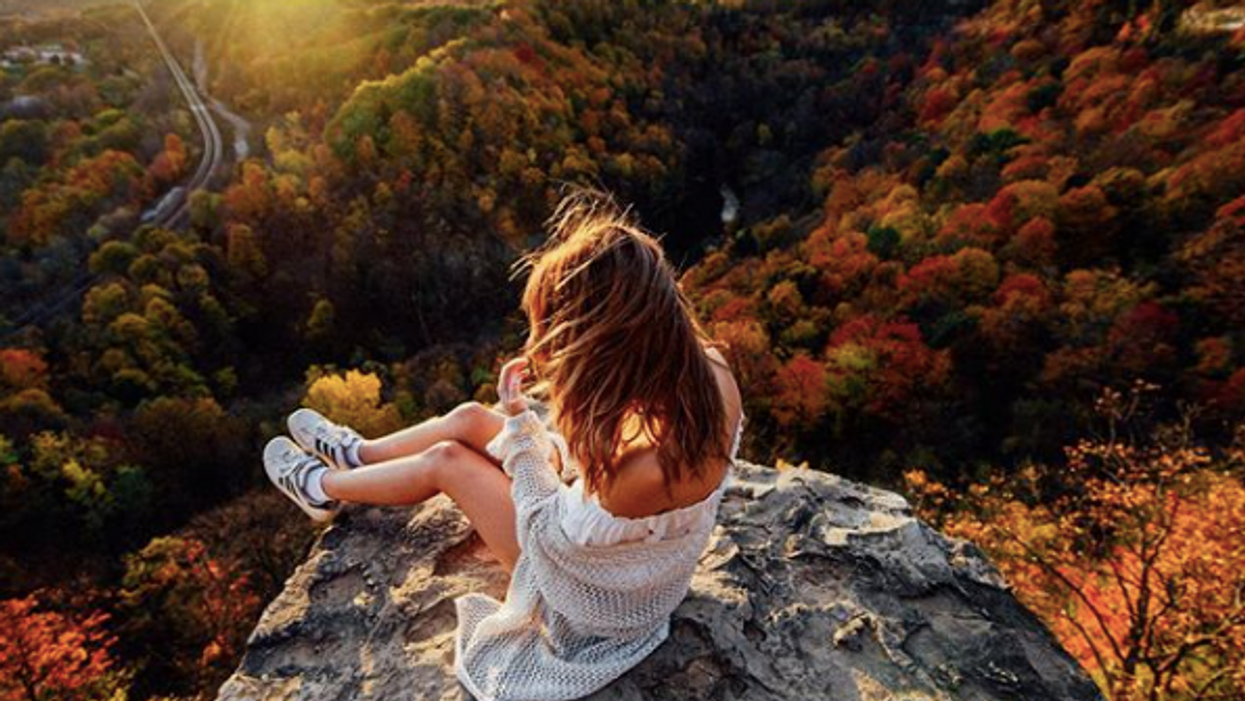 Epic Hikes In And Around Toronto You Need To Add To Your Bucket List This Fall