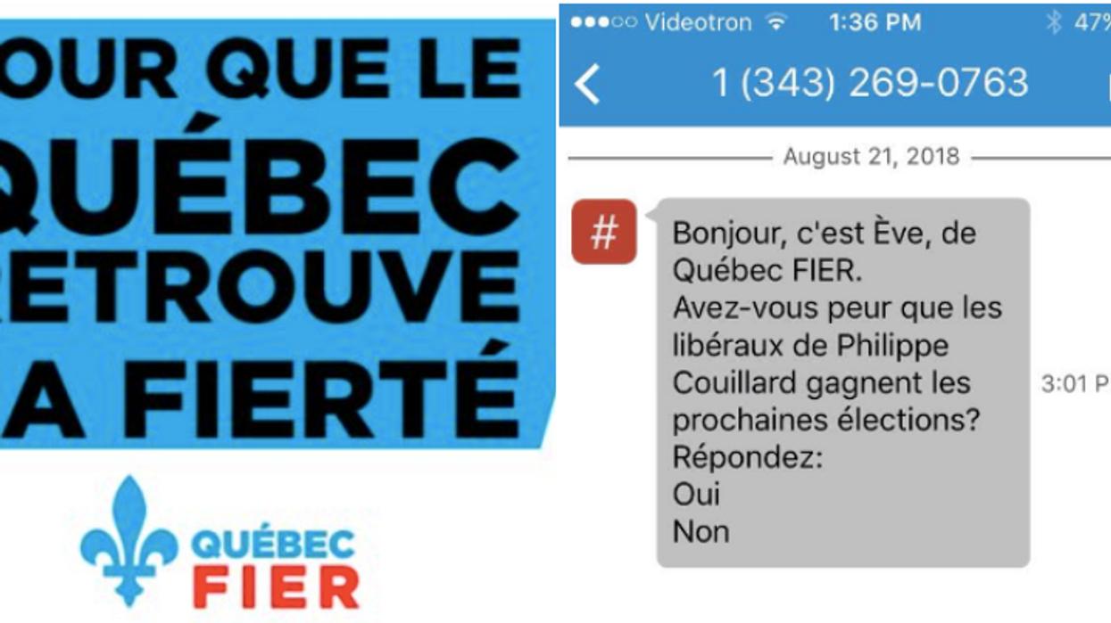 « Québec Fier » gosse finalement tout le monde et leur page Facebook se fait fermer