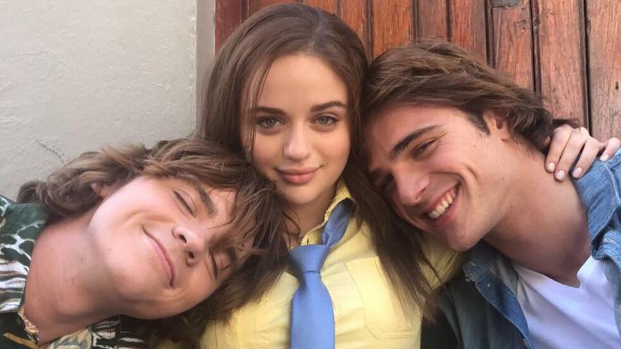 """Actress Joey King From """"The Kissing Booth"""" Just Announced Her Next Big Movie"""