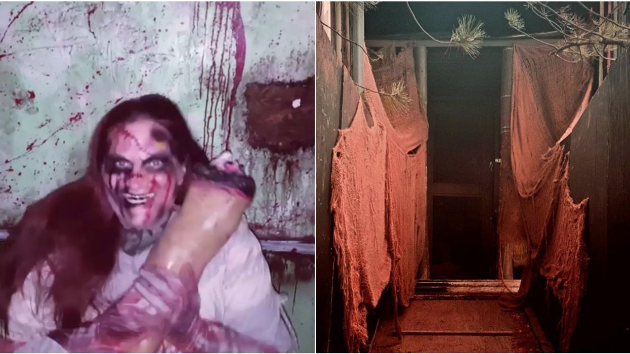 """Ontario's New Horror Themed """"ScreamPark"""" Is Literally Hours Of Non Stop Terror And Horrifying Haunts"""