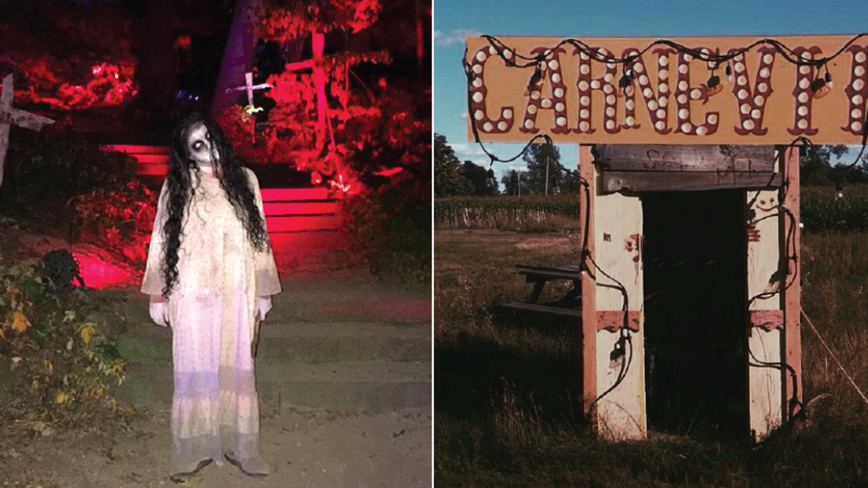 These Are The Scariest Halloween Events In Ontario You Must Attend This Fall