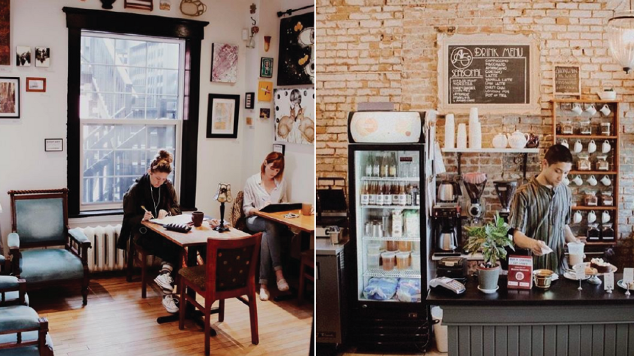 Here Are The Best Hidden Coffee Shops In Ottawa Where You Won't See Anyone You Know
