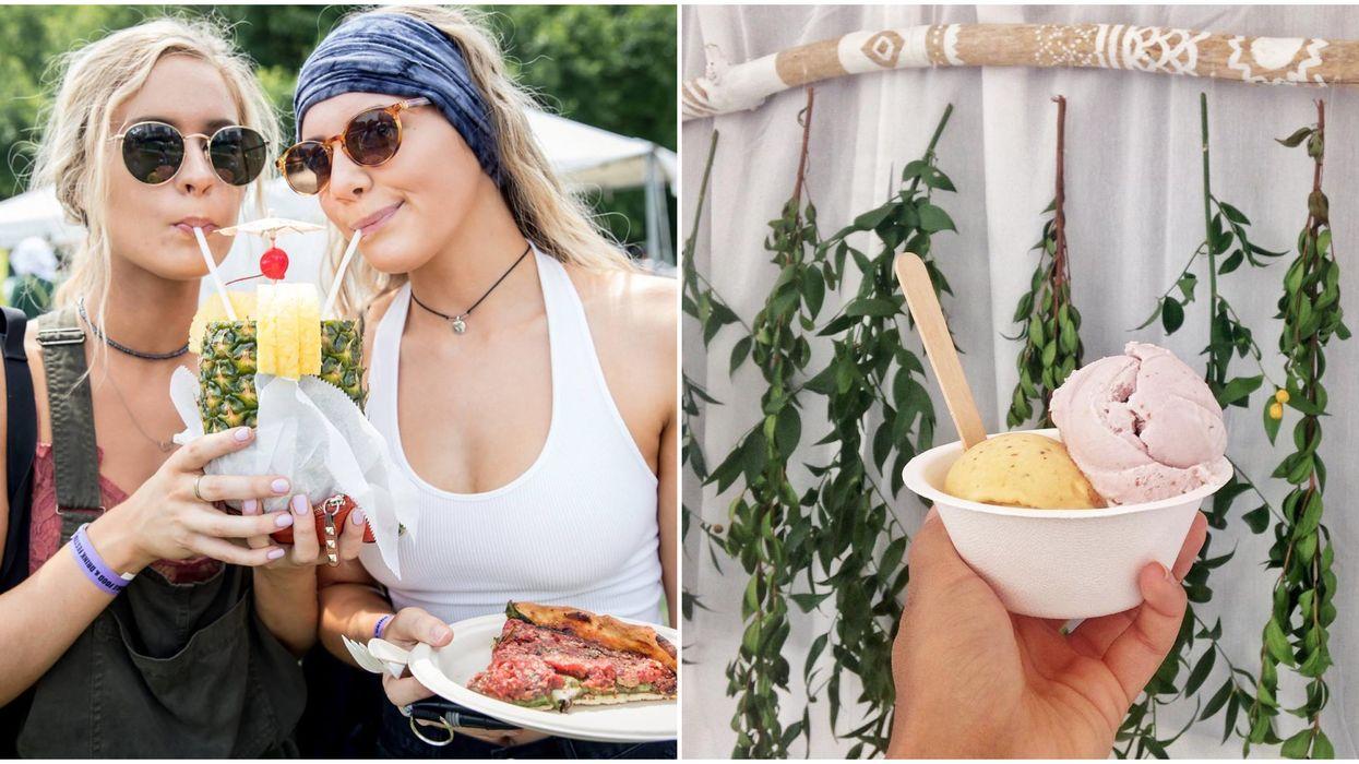 Toronto Is Hosting A Massive Vegetarian Food Festival This Fall