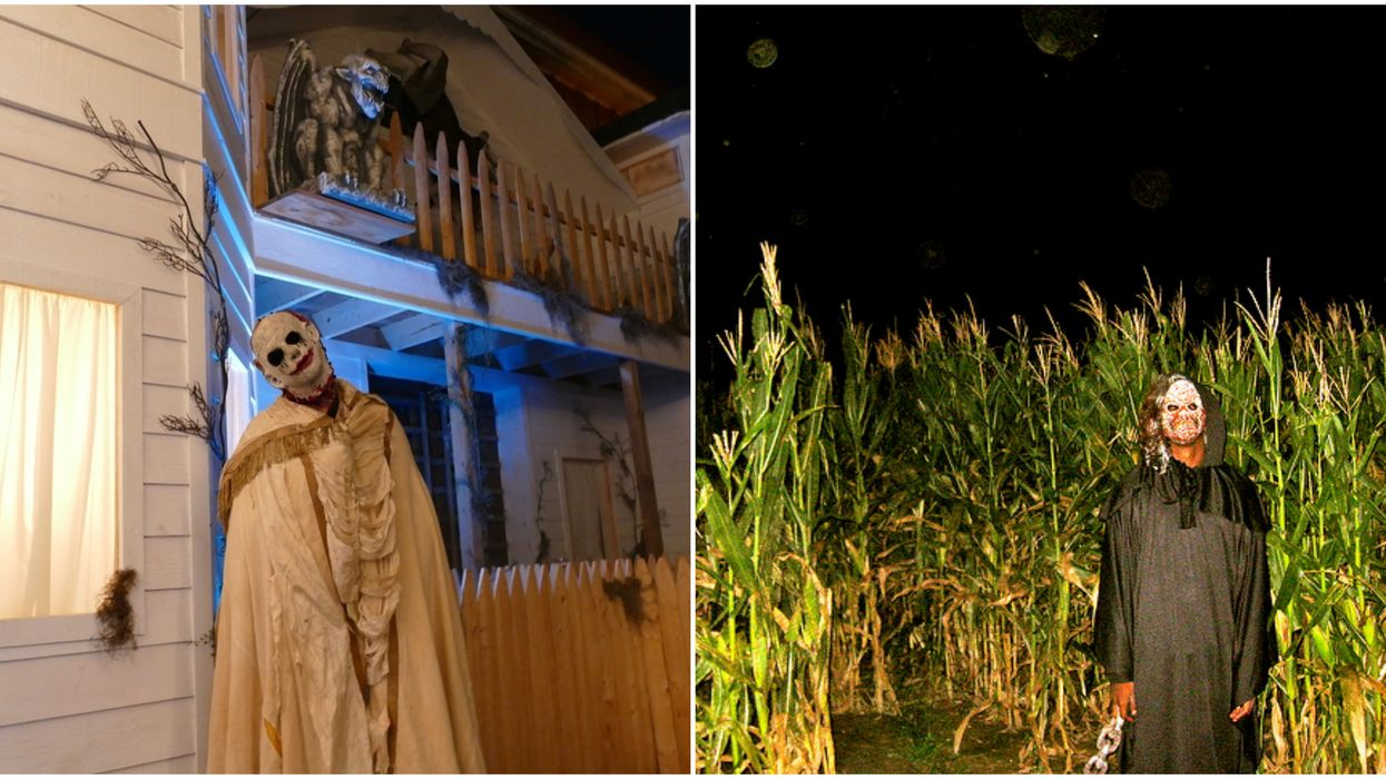 Canada's Scariest Halloween Attraction Is Located Near Toronto And It's Not For The Faint Of Heart