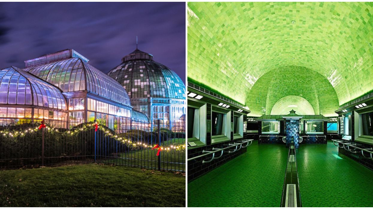 25 Surreal Places In Detroit You Won't Believe Really Exist