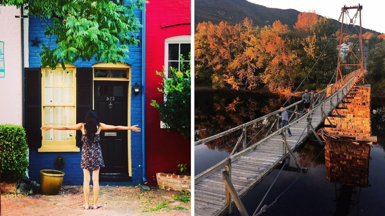 26 Spontaneous Day Trips That Are Less Than 3 Hours Away From Richmond