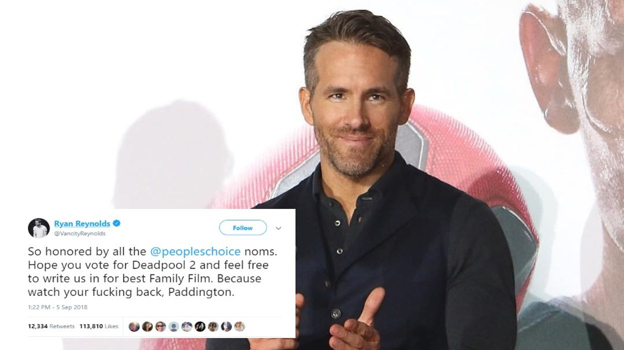 Ryan Reynolds Just Started A New Celebrity Twitter Feud And It's Unbearable
