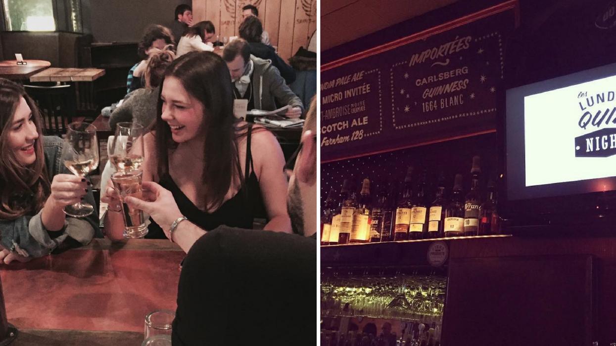 8 bars avec des « Quiz Nights » excitantes à Montréal pour savoir c'est qui le plus cultivé de ta gang
