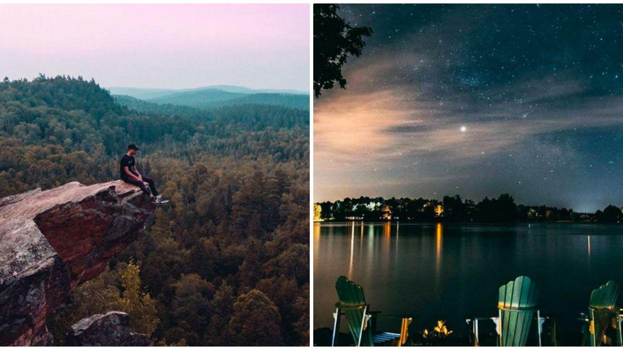 Spontaneous Fall Road Trips Less Than 1 Hour Away From Ottawa