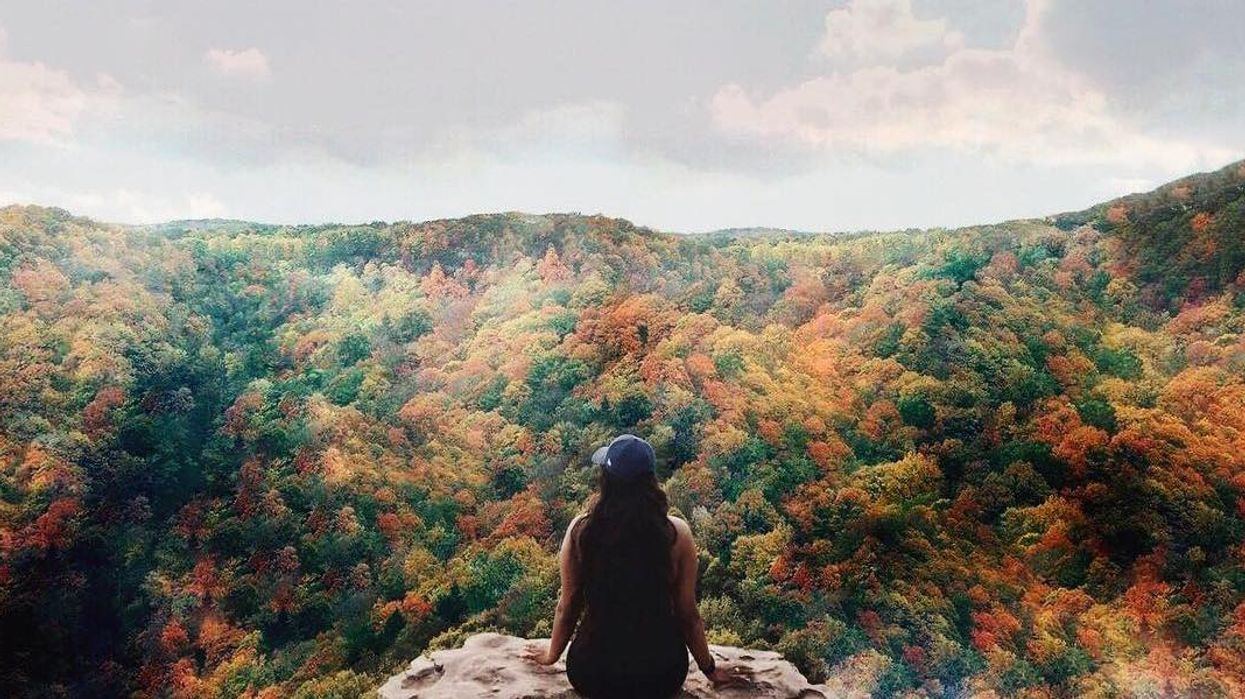 This Scenic Lookout Near Toronto Is The Perfect Spot To View The Fall Colours