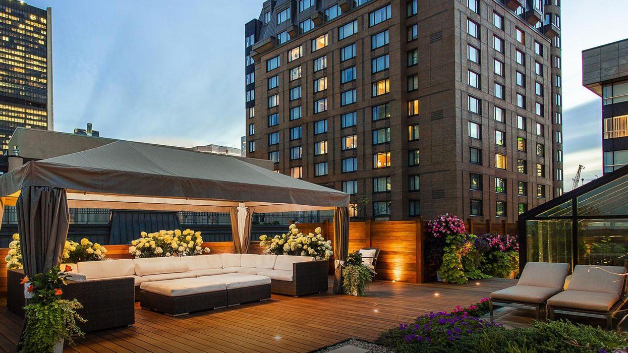 Le penthouse de 4,9 M$ à Montréal appartenant au mari de Pauline Marois est à vendre et voici les photos
