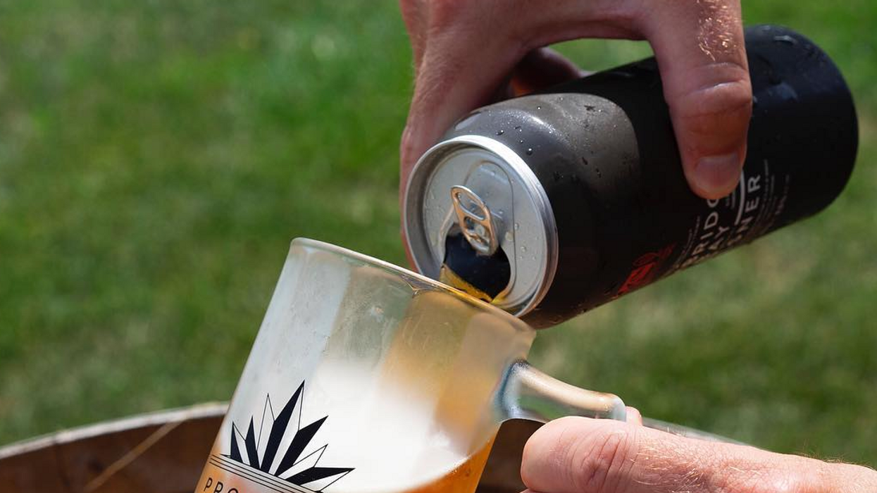 A Beer That Doesn't Cause Hangovers: Marijuana Beer Is Coming To Canada And Here's When