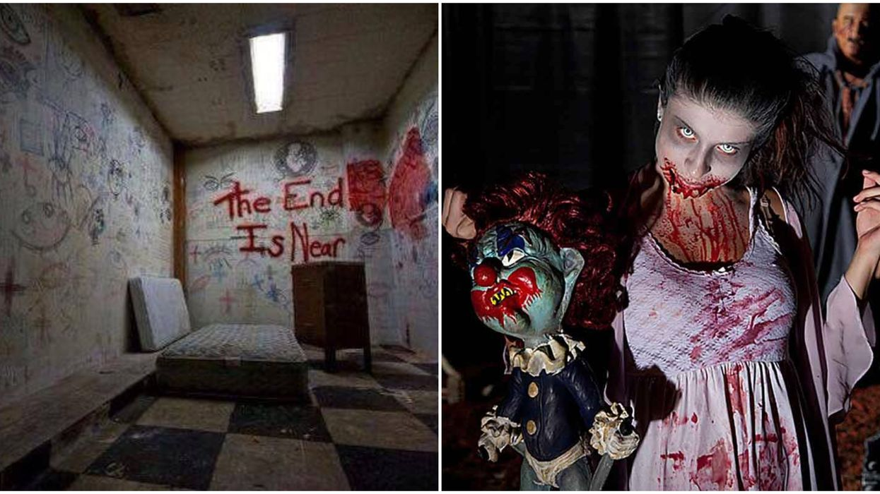 Toronto's Biggest Haunted Attraction Is Coming Back This Fall So Get Ready To Scream
