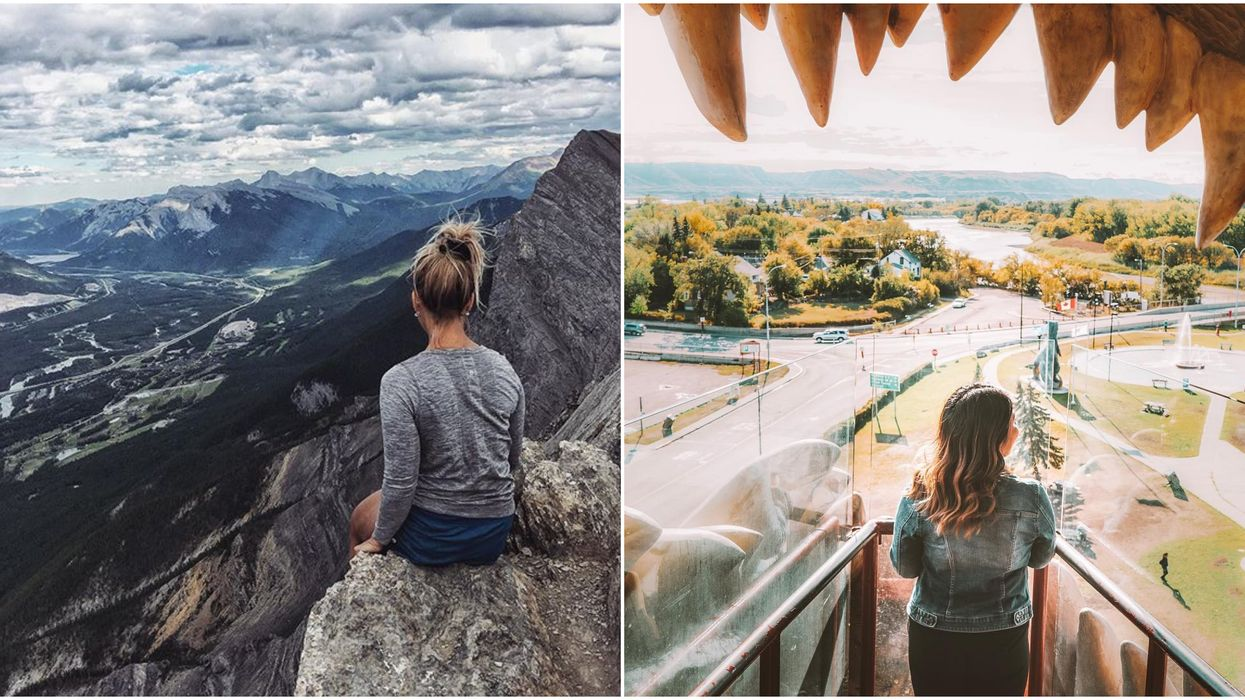 Adorable Small Towns You Need To Visit This Fall In And Around Alberta