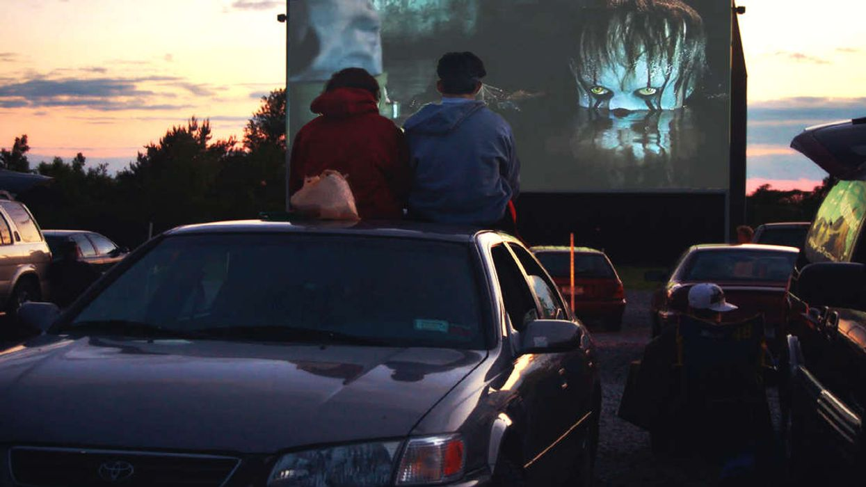 """You Can Watch """"The Nun"""" And Other Horror Movies At This Drive In Theatre Near Toronto This Fall"""