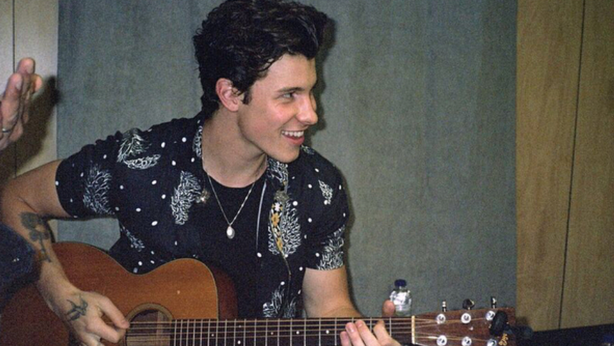 Shawn Mendes Has Wiped Out Again But This Time He Actually Got Injured