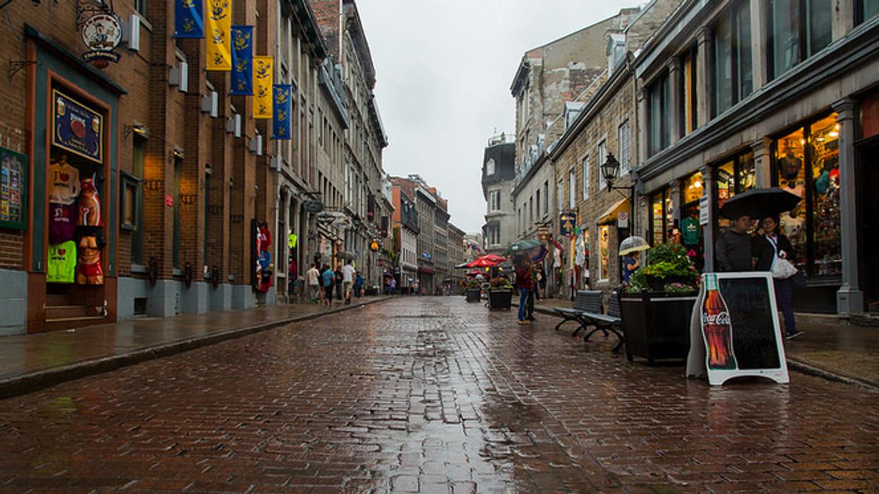 Voici à quoi ressemblera officiellement l'automne et l'hiver 2018 au Québec