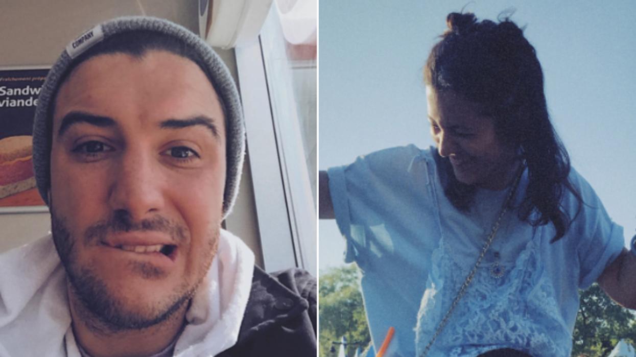 De la bisbille entre Adamo d'OD et Catherine Brunet sur Instagram fait réagir