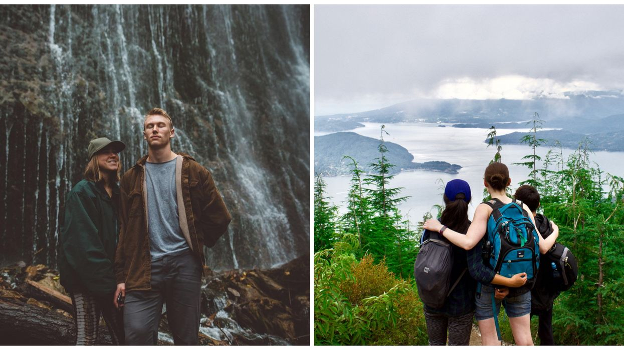 Super Easy Bucket List Hikes You And Your BFFs Need To Check Out In B.C. This Fall