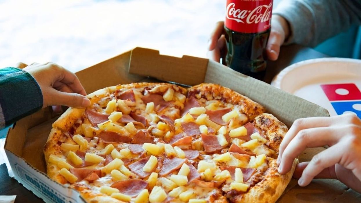 You Can Get Half Price Domino's Pizza In Canada All Week Long