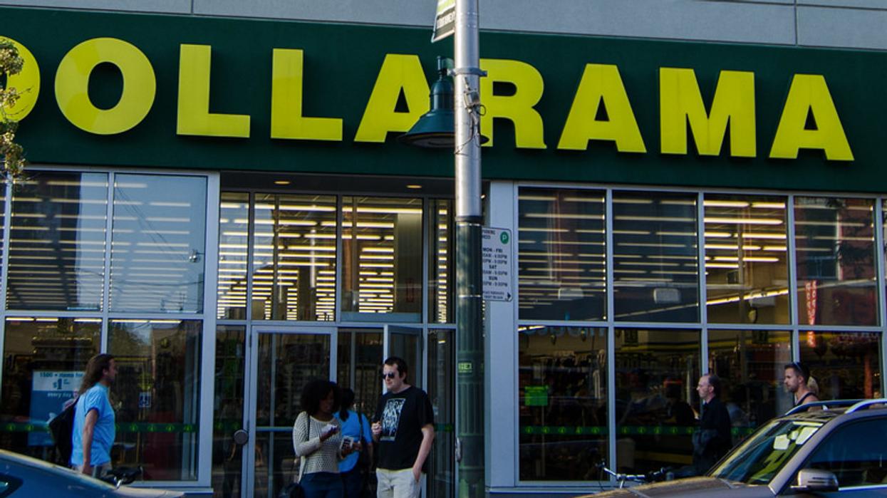 Les clients trouvent le Dollarama trop cher et les ventes baissent