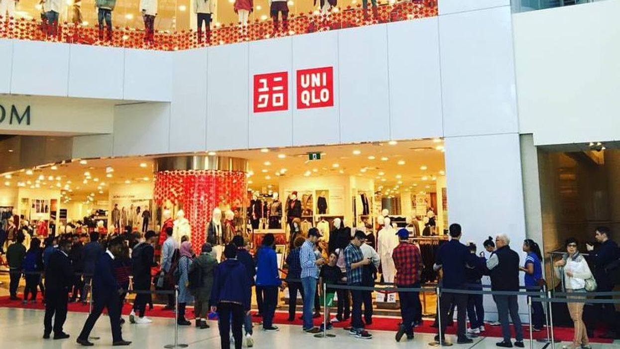 UNIQLO Is Hosting An Event In Toronto This Week And You Can Get Free Clothes