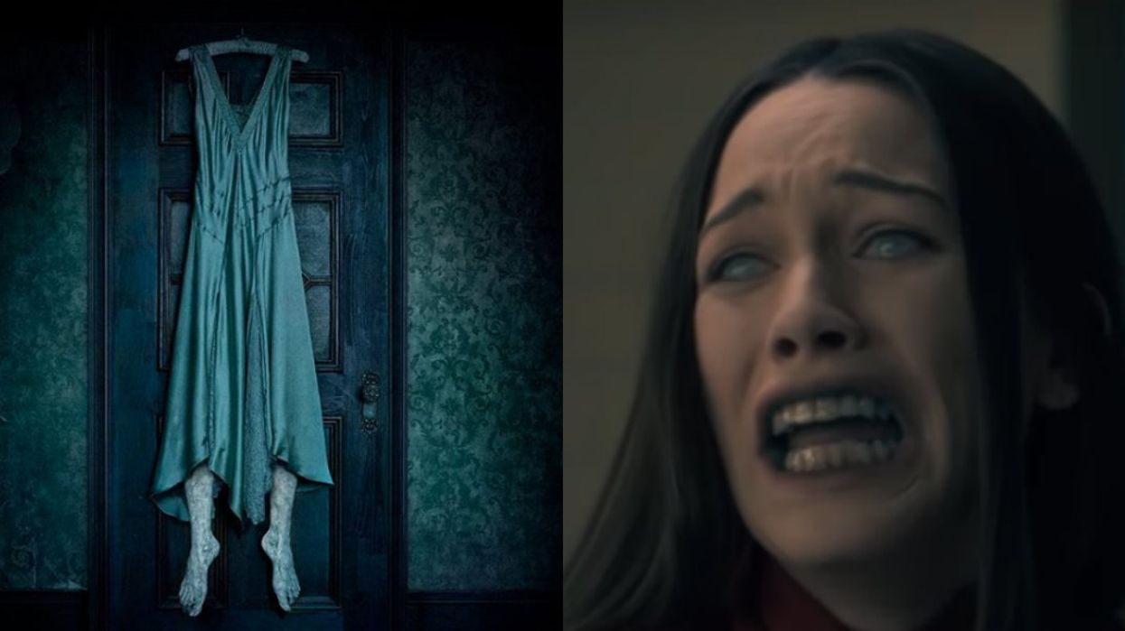 Netflix Canada Is Dropping A New Horror Series And You Literally Won't Sleep At All This October