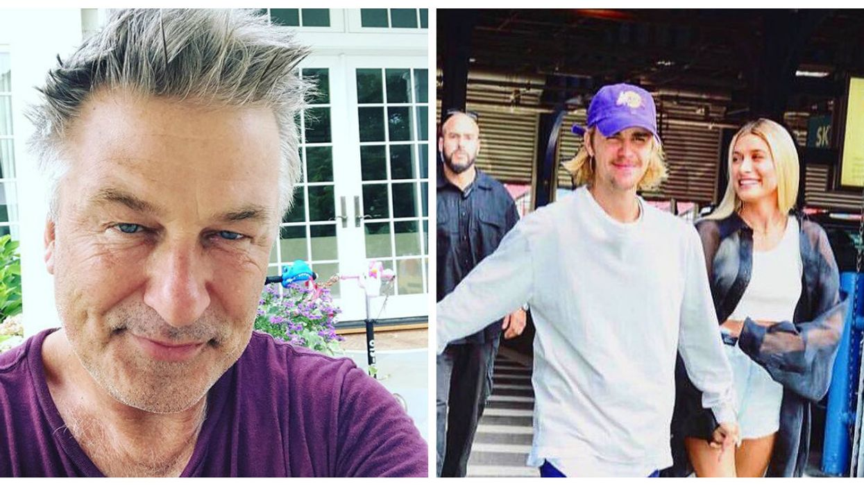 Alec Baldwin Just Confirmed That Justin Bieber And Hailey Baldwin Are Already Married