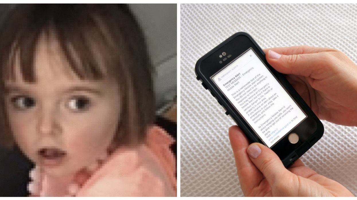 Saskatchewan Residents Had No Idea About Yesterday's Amber Alert Until Three Hours After It Was Issued