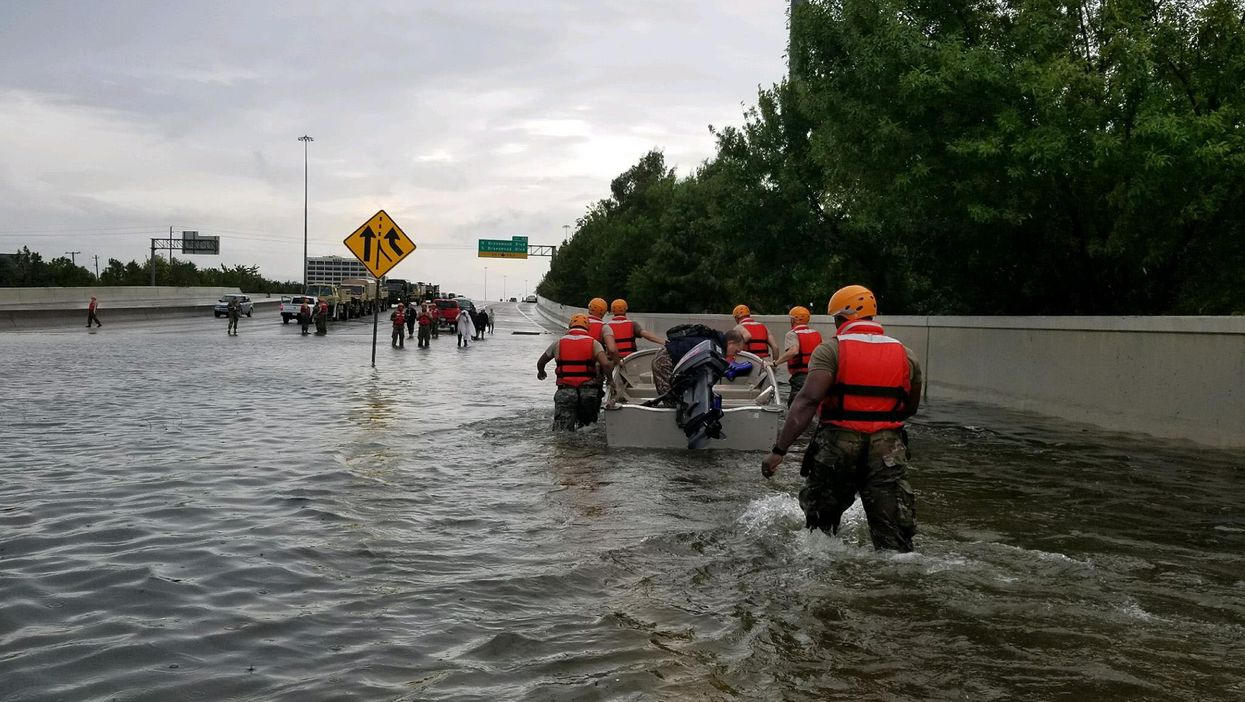 Severe Rain And Flood Warnings Are In Effect In Parts Of Canada Today Due To Hurricane Florence Aftermath