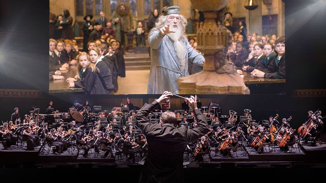 Toronto Is Hosting A Massive Harry Potter Live Concert This Fall