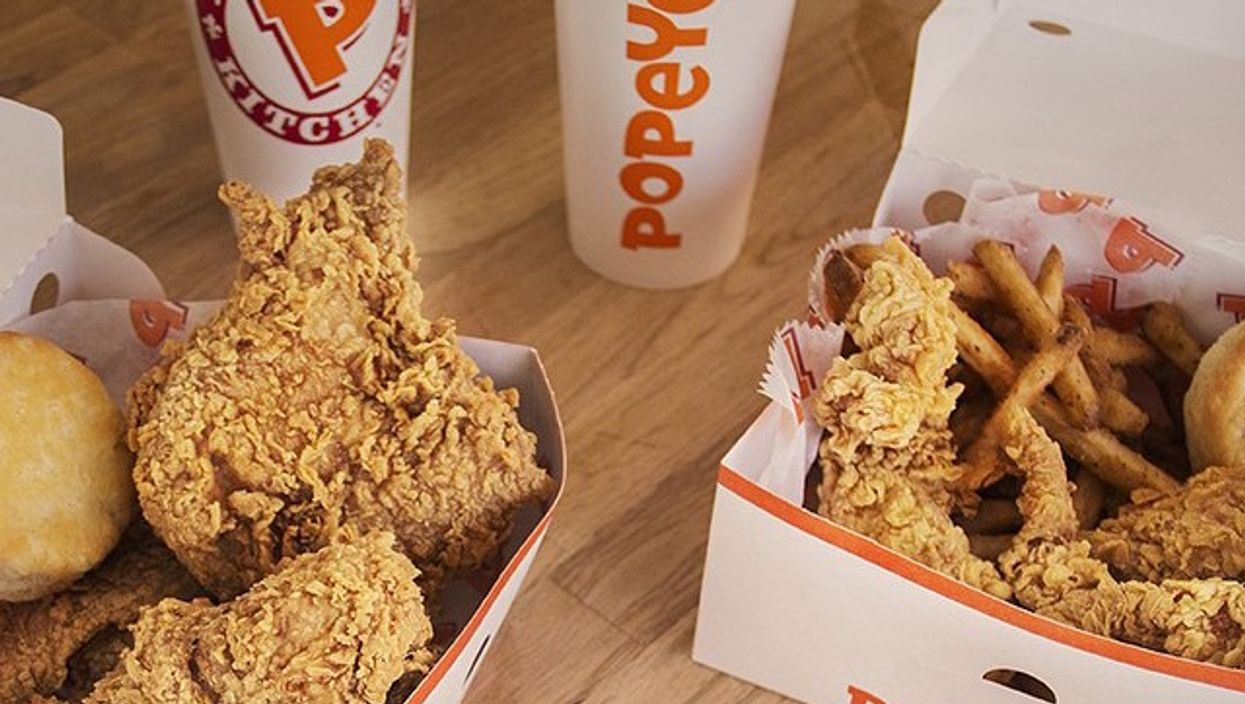 It's Official: Popeyes Chicken Is Opening It's First Restaurant In BC Very Soon