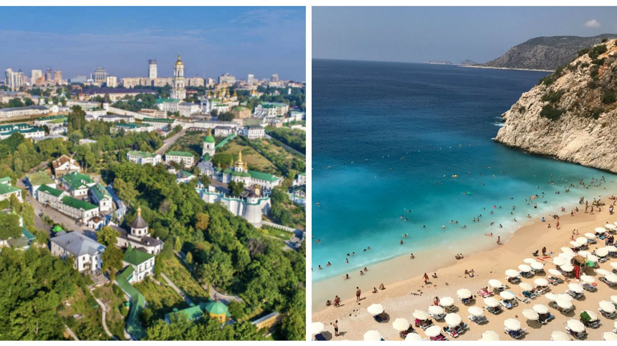 You Can Travel To Toronto From Turkey Or Ukraine For $397 Roundtip