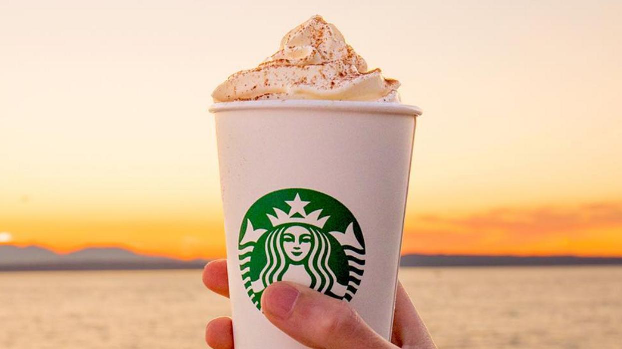 Tous les lattes de chez Starbucks seront à 50% aujourd'hui